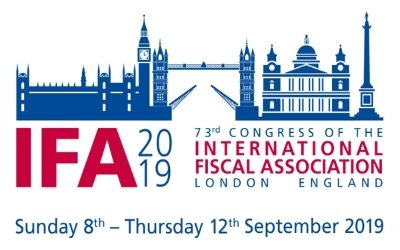 73° Congreso de la Internationa Fiscal Association Londres – Reino Unido