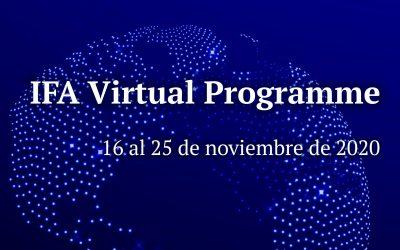 IFA Virtual Programme