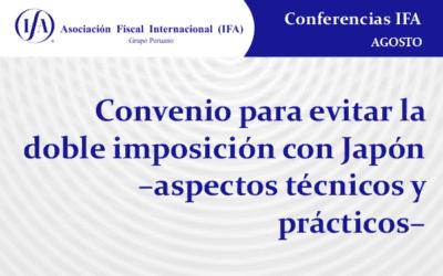 Convenio para evitar la doble imposición con Japón –aspectos técnicos y prácticos–