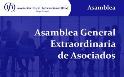 Asamblea General Extraordinaria de Asociados